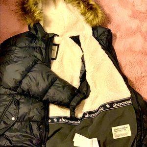 Abercrombie Jacket SZ 11-12 NWOT